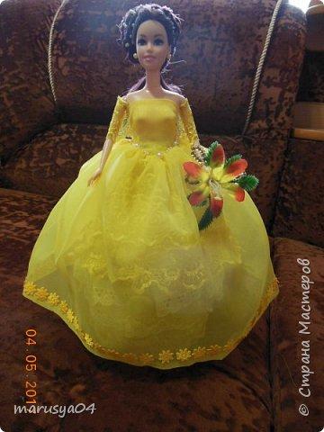 Кукла - шкатулка Бэль фото 1