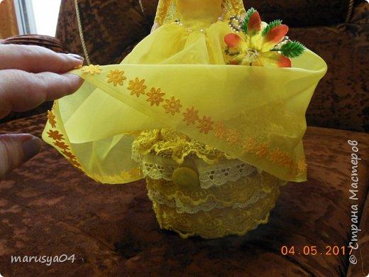 Кукла - шкатулка Бэль фото 5