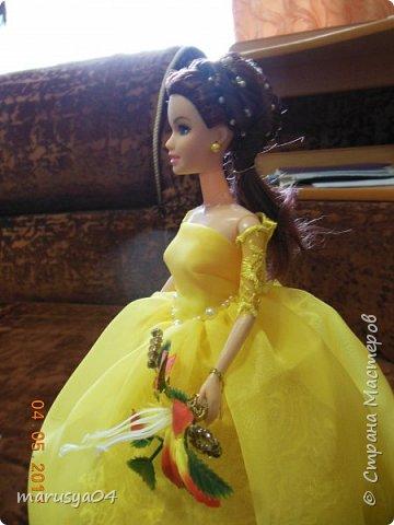 Кукла - шкатулка Бэль фото 7