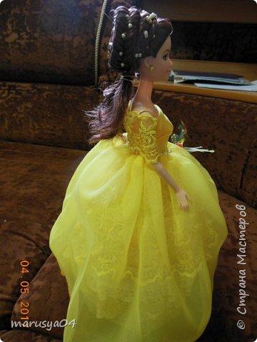 Кукла - шкатулка Бэль фото 8