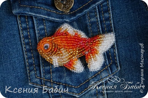 Золотые рыбки фото 2