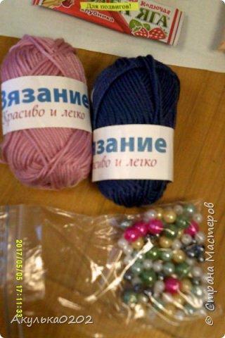 Сегодня я получила посылку от чудесного человека- Марковой Оксаны , которая живет здесь http://stranamasterov.ru/user/216554  !!Общий вид фото 10