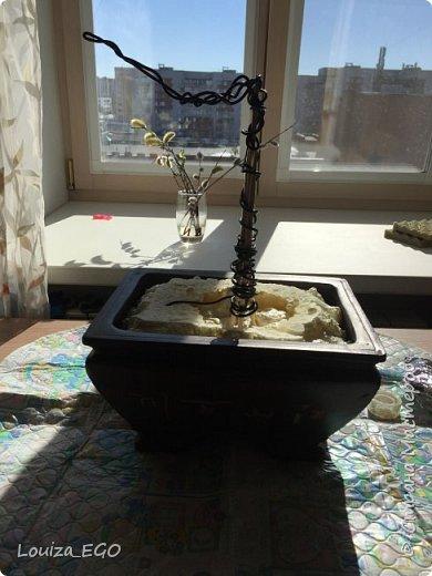 Бонсай из холодного фарфора. Небольшой мастер-класс. фото 6