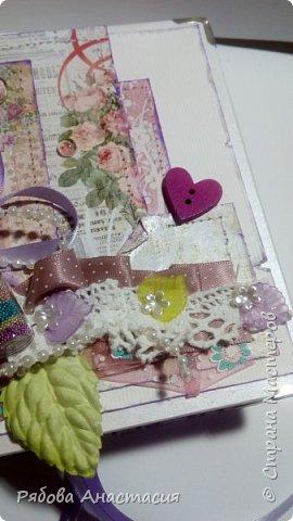 Коробочка с открыткой фото 2