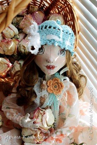 Шарнирная кукла  фото 1