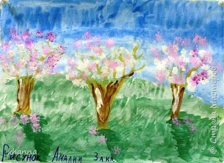Рисунки выполнены учащимися 3 класса. Автор работы Карина. фото 3