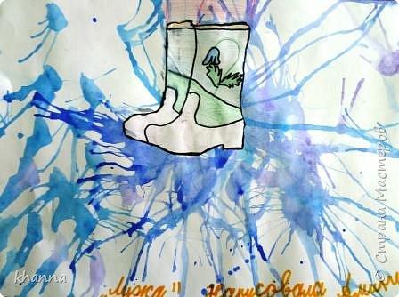 Рисунки выполнены учениками 1 класса фото 2