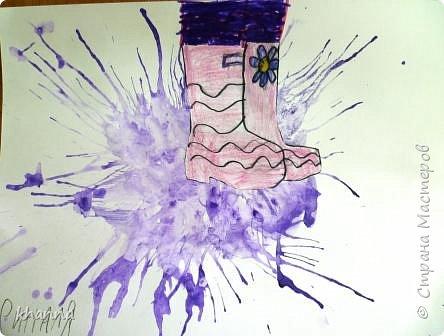 Рисунки выполнены учениками 1 класса фото 4