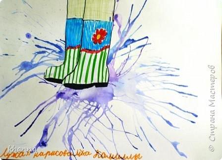 Рисунки выполнены учениками 1 класса фото 5