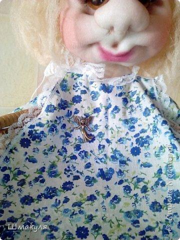Девочка корзиница,сделана на заказ фото 5