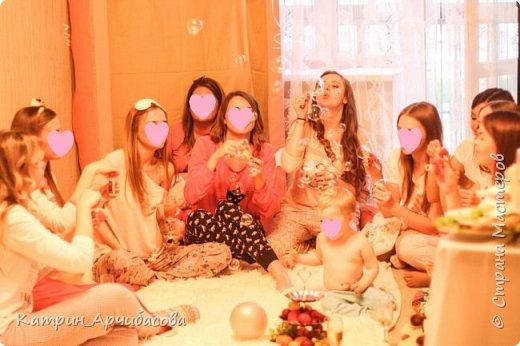 "идеи на девичник. ""пижамная вечеринка"" фото 7"