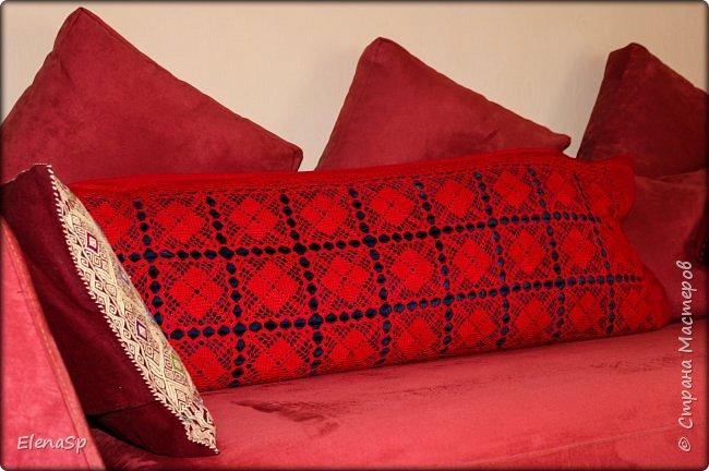 Чехлы на подушки фото 3