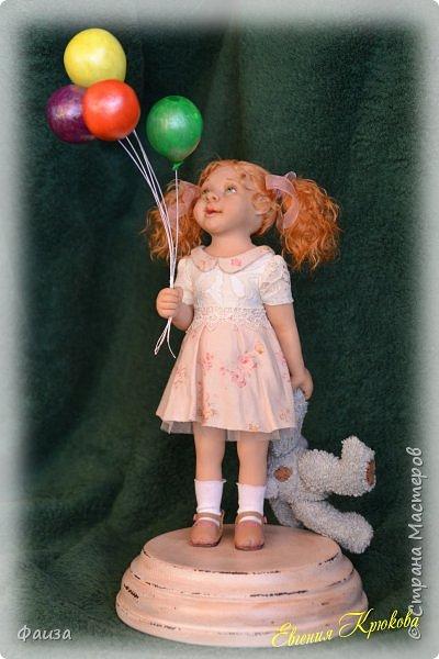 Кукла Анечка фото 1