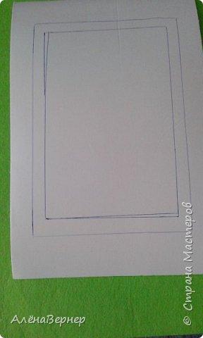Рамка для фотографии формата 15*21. Очень просто, эстетично и практично. фото 7