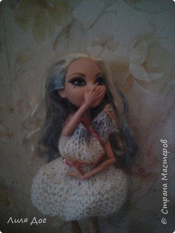 Давайте знакомиться. Я-Клементина. Урождённая Дарлинг Чарминг. Люблю сладкое, вязанную одежду и животных. фото 2