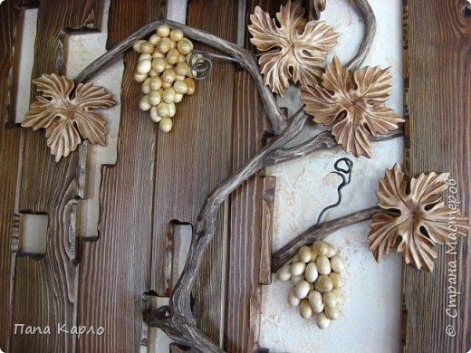 Эту красоту творил мой брат, а я дополнил виноградной лозой. фото 3