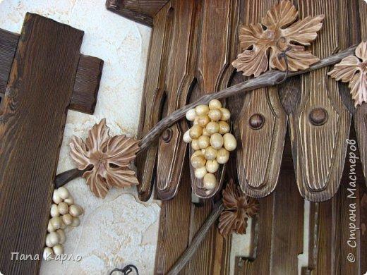 Эту красоту творил мой брат, а я дополнил виноградной лозой. фото 7