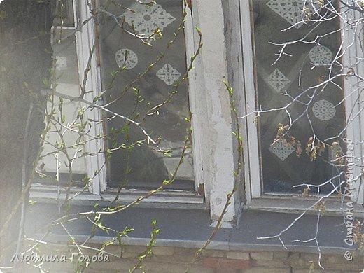 Декор окна к 9 мая. фото 3