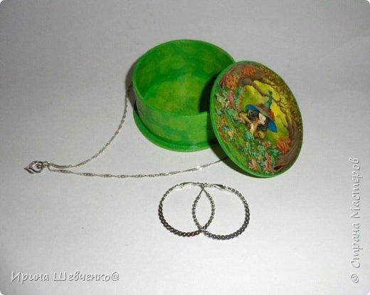 Шкатулки из туб от скотча или можно использовать многослойное папье-маше, декупаж из распечатки на офисной бумаге, краски, лак. фото 10