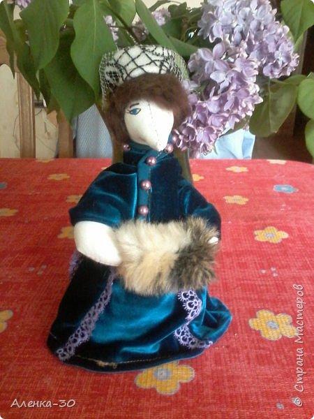 Давно хотела сшить эту куклу. И вот наконец дошли руки.))))))))) фото 1