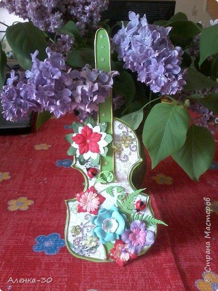 Весна навеяла такую открытку))) фото 1
