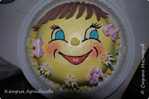 Переделка торта фото 1