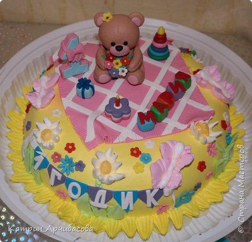Переделка торта фото 2