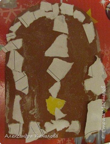 Спасибо Марине Лужинской за идею!  На гладкой поверхности плоховато получилось. фото 6