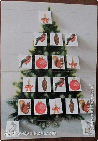 Календарь встречи Рождества. фото 2
