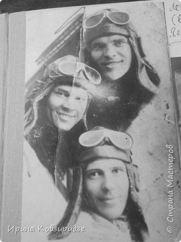 Это два Ивана,два моих деда, Иван Скориков ( фото слева) и Иван Пузленко(справа). Оба они участники Великой Отечественной войны. Один погиб молодым в 1941 году, а другой - дошёл до Берлина. фото 2