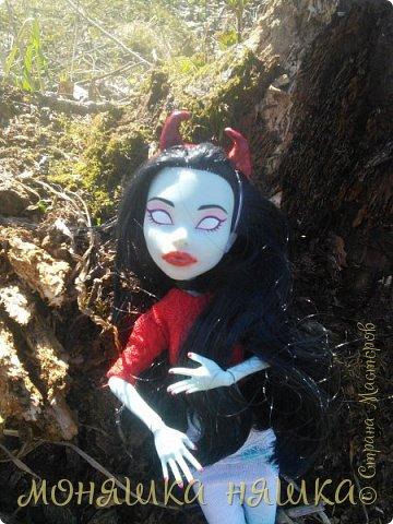 Привет Меня давно не было! Мне купили Рошель Гойл И Скара стала тёмной,скучной эмообразной девчушкой фото 7