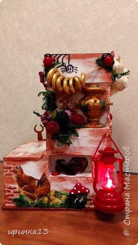 Добрый день Страна мастеров.Много писать не буду.Чайный домик предназначен в подарок замечательному человеку. фото 2