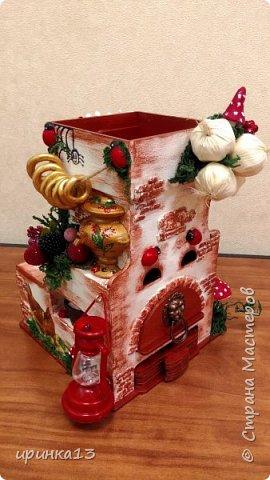 Добрый день Страна мастеров.Много писать не буду.Чайный домик предназначен в подарок замечательному человеку. фото 12