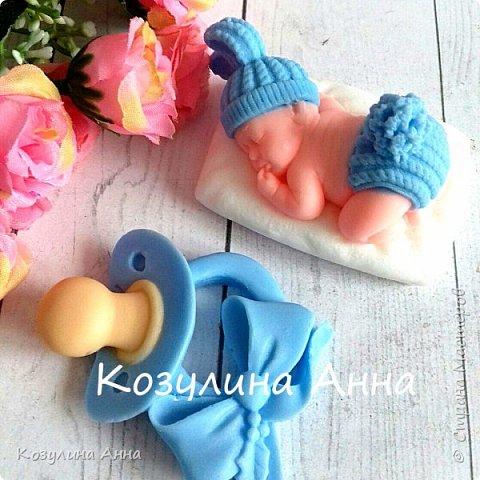 Мыло набор для новорожденного фото 3