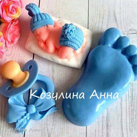 Мыло набор для новорожденного фото 4