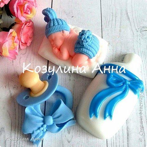 Мыло набор для новорожденного фото 5