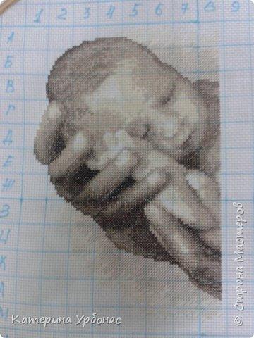 Малыш на руках ОТЦА фото 1