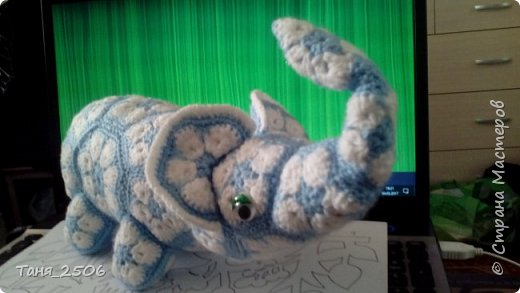 Сборный слоник! фото 1