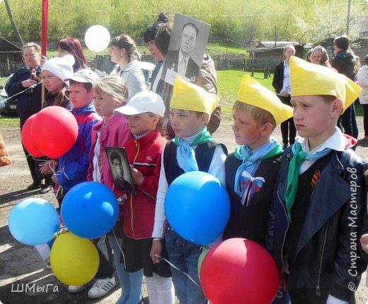 Сегодня состоялся митинг у памятника павшим героям Великой войны. фото 2
