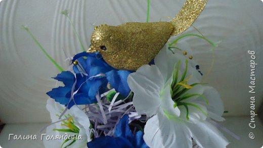цветочная композиция . фото 3