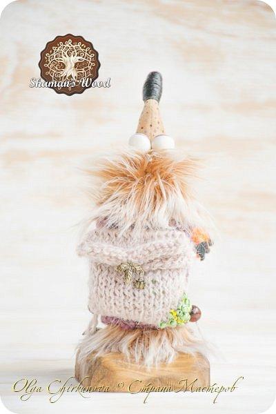Ёж Огневик живет в лесу Шамана на болоте Цепких мхов. Любит бруснику и варить зелья. Всегда носит с собой книгу с рецептами и заклинаниями. фото 16