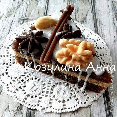 Мыльные тортики!)) фото 1