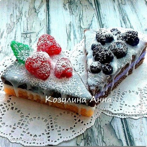 Мыльные тортики!)) фото 2