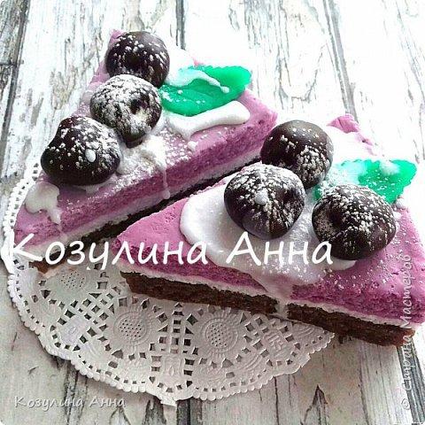 Мыльные тортики!)) фото 3