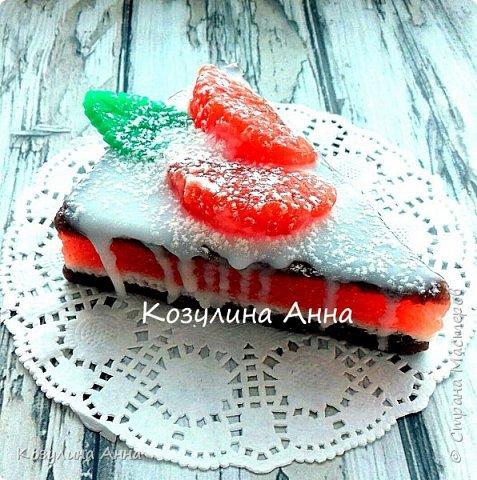 Мыльные тортики!)) фото 5