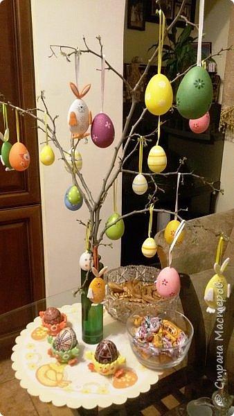 Всем доброго времени суток! Вчера был Чистый Четверг, и по традиции, нужно было красить яйца. В этом году я решила разнообразить традиционные яйца с яйцами в технике декупаж.  фото 10