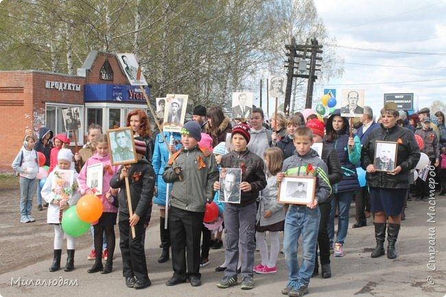 Вот и прошли митинги, шествия, концерты и торжества к Дню Победы. И по всей стране прошествовал Бессмертный полк.  фото 3