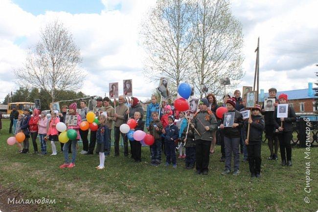 Вот и прошли митинги, шествия, концерты и торжества к Дню Победы. И по всей стране прошествовал Бессмертный полк.  фото 11