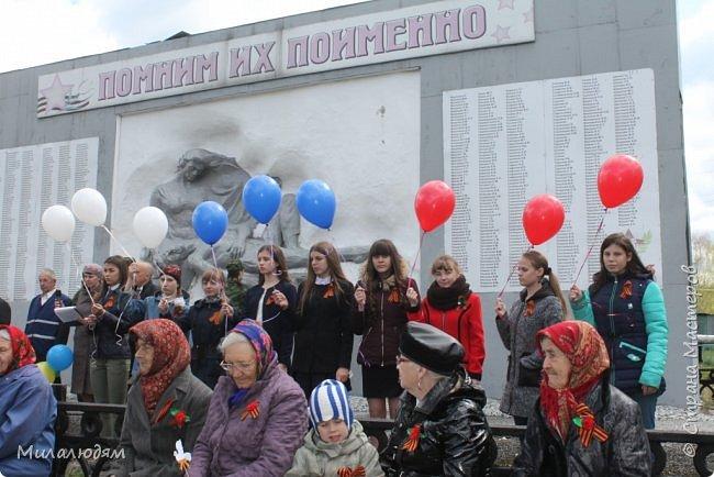 Вот и прошли митинги, шествия, концерты и торжества к Дню Победы. И по всей стране прошествовал Бессмертный полк.  фото 18
