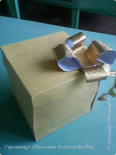У Ирочки Шичко 3 мая было день рождения.Сегодня она принесла  коробочку с сюрпризом,которую подарила ей троюродная сестричка..Внутри коробочки лежали красивые серьги.Очень красивый подарок,главное,сделанный своими руками!!! Ирочка ! С  прошедшими днем рождения тебя !!! Здоровья,счастья ,удачи ,исполнения всех твоих  желаний!!! фото 2